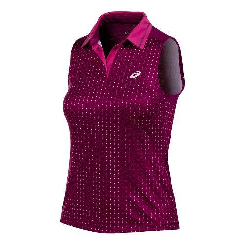 Women's ASICS�Club Sleeveless Polo