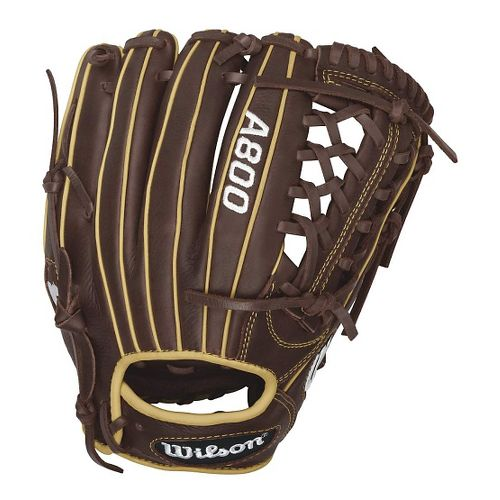 Wilson Showtime 11.75 Fitness Equipment - Brown RIGHT