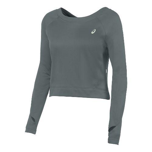 Women's ASICS�Crop Fleece
