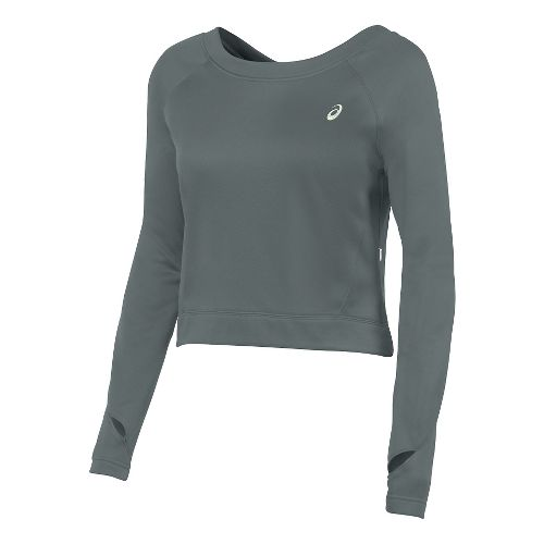 Women's ASICS�Crop Fleece