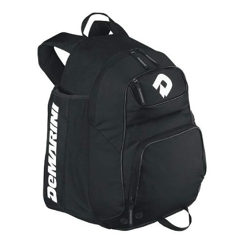 Wilson DeMarini Aftermath Backpack Bags - Black