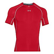 Mens Under Armour HeatGear Compression T Short Sleeve Technical Tops