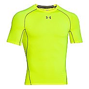 Mens Under Armour HeatGear Armour Compression T Short Sleeve Technical Tops