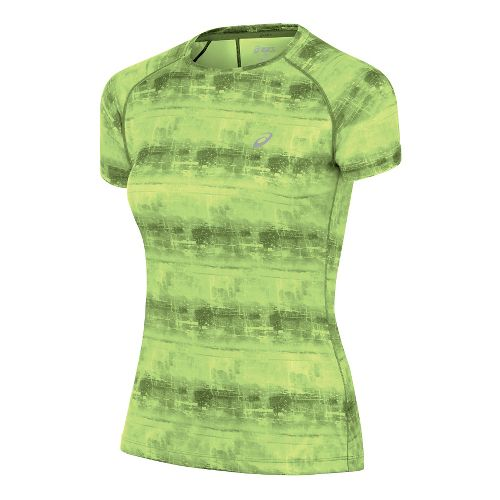 Women's ASICS�FujiTrail Graphic Short Sleeve