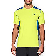 Mens Under Armour Raid Tee Short Sleeve Technical Tops