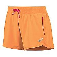 Womens ASICS fuzeX 4 Unlined Shorts