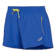 Womens ASICS fuzeX 4 Unlined Shorts