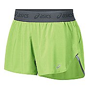 Womens ASICS fuzeX Split Lined Shorts