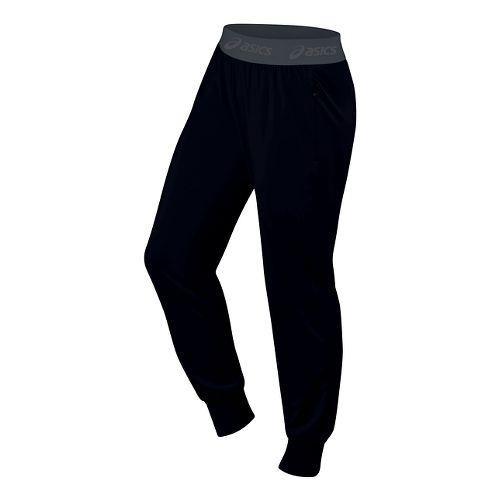 Womens ASICS fuzeX Track Pants - Black M