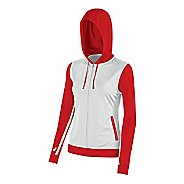 Womens ASICS Lani Jacket Hoodie & Sweatshirts Technical Tops