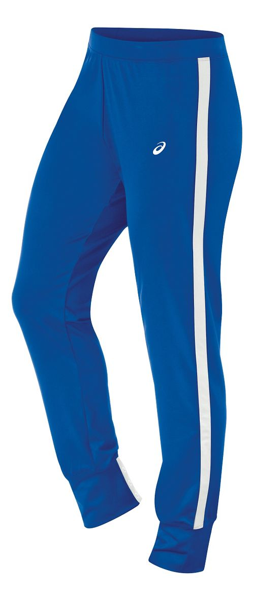 Womens ASICS Lani Pants - Royal/White M
