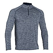 Mens Under Armour Tech 1/4 Zip T Long Sleeve Technical Tops
