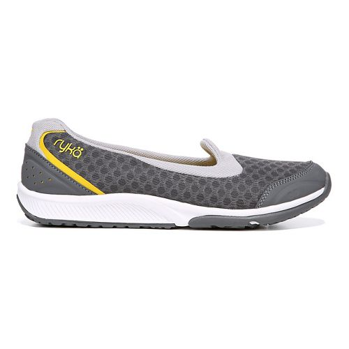 Womens Ryka Flutter Casual Shoe - Steel Grey 5
