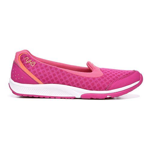 Womens Ryka Flutter Casual Shoe - Bougainvillea/Hot Pink 8
