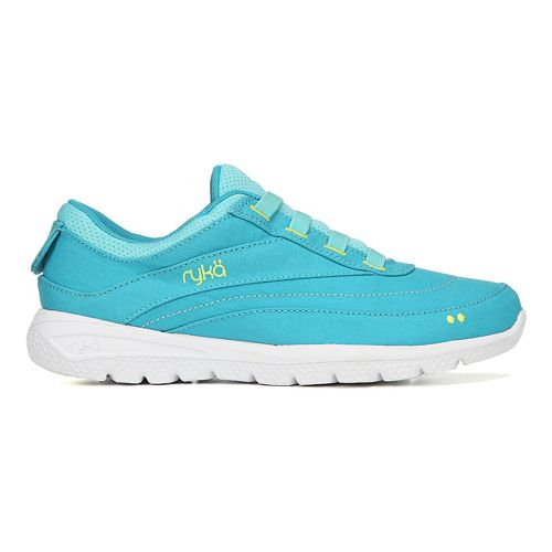 Womens Ryka Halo Casual Shoe - Bluebird/Aqua Sky 8.5