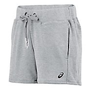 Womens ASICS Knit 5 Unlined Shorts