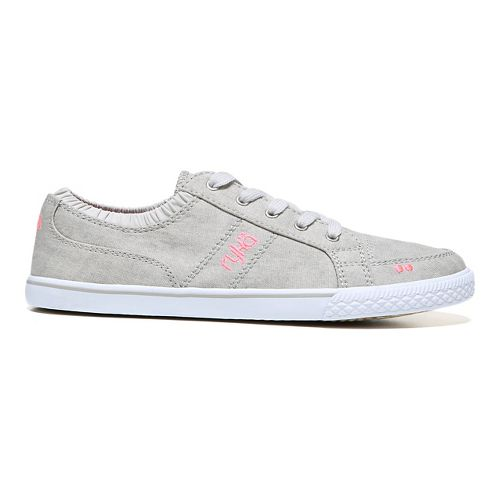 Womens Ryka Emory Casual Shoe - Cool Mist Grey 10