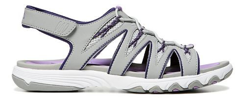 Womens Ryka Glance Sandals Shoe - Ivan the Grey 11