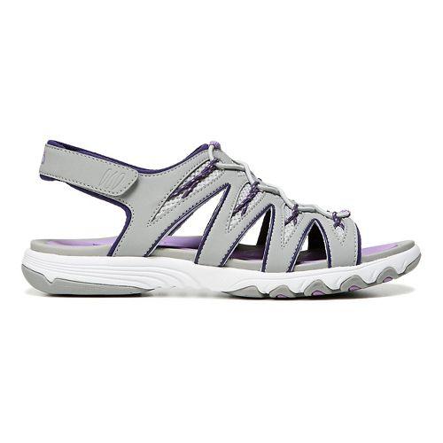 Womens Ryka Glance Sandals Shoe - Ivan the Grey 7.5