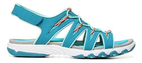 Womens Ryka Glance Sandals Shoe - Enamel Blue 8.5