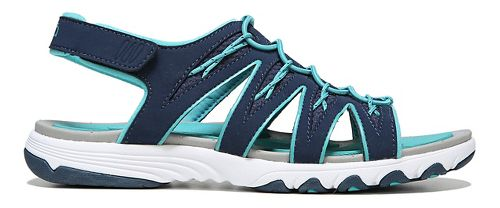 Womens Ryka Glance Sandals Shoe - Blue/Teal 5