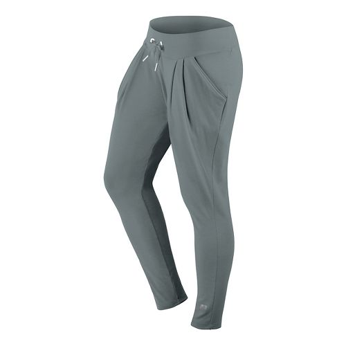 Womens ASICS Sarouel Pants - Shark S
