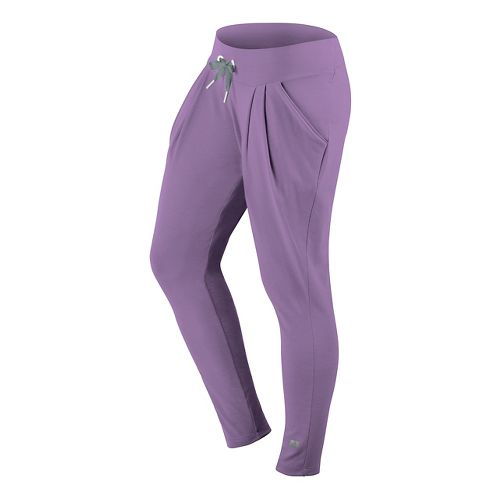 Womens ASICS Sarouel Pants - Grapeade M