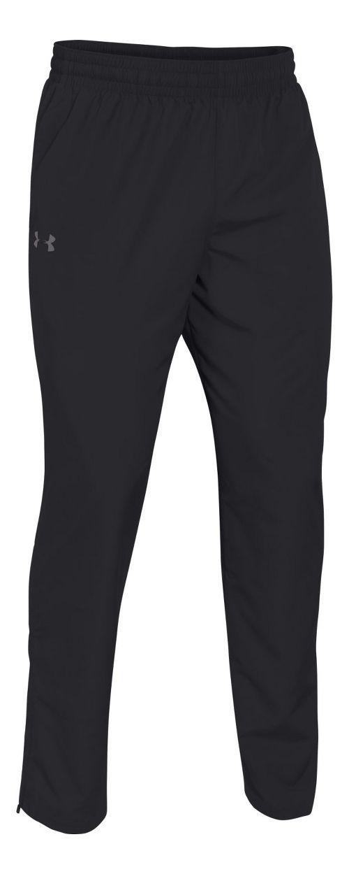 Mens Under Armour Vital Woven Pants - Black 3XL
