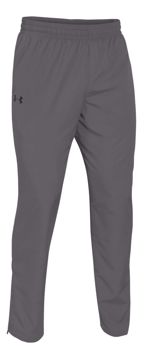 Mens Under Armour Vital Woven Pants - Graphite L