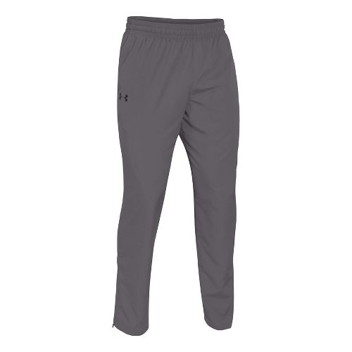 Mens Under Armour Vital Woven Pants - Midnight Navy L