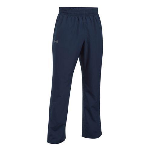 Mens Under Armour Vital Woven Pants - Midnight Navy LR