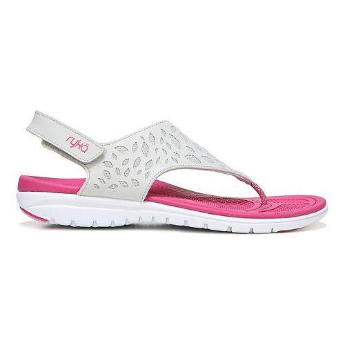 Womens Ryka Scamper Sandals Shoe - Ivan the Grey 8.5