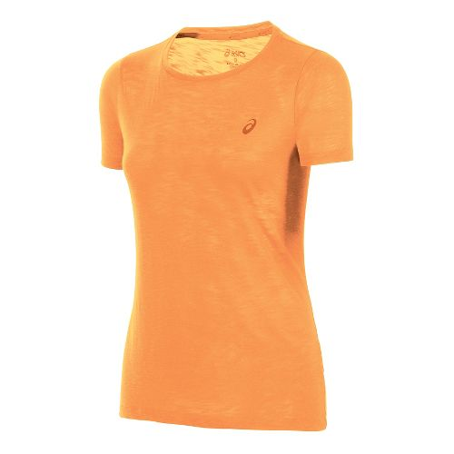 Women's ASICS�Short Sleeve Layering Top