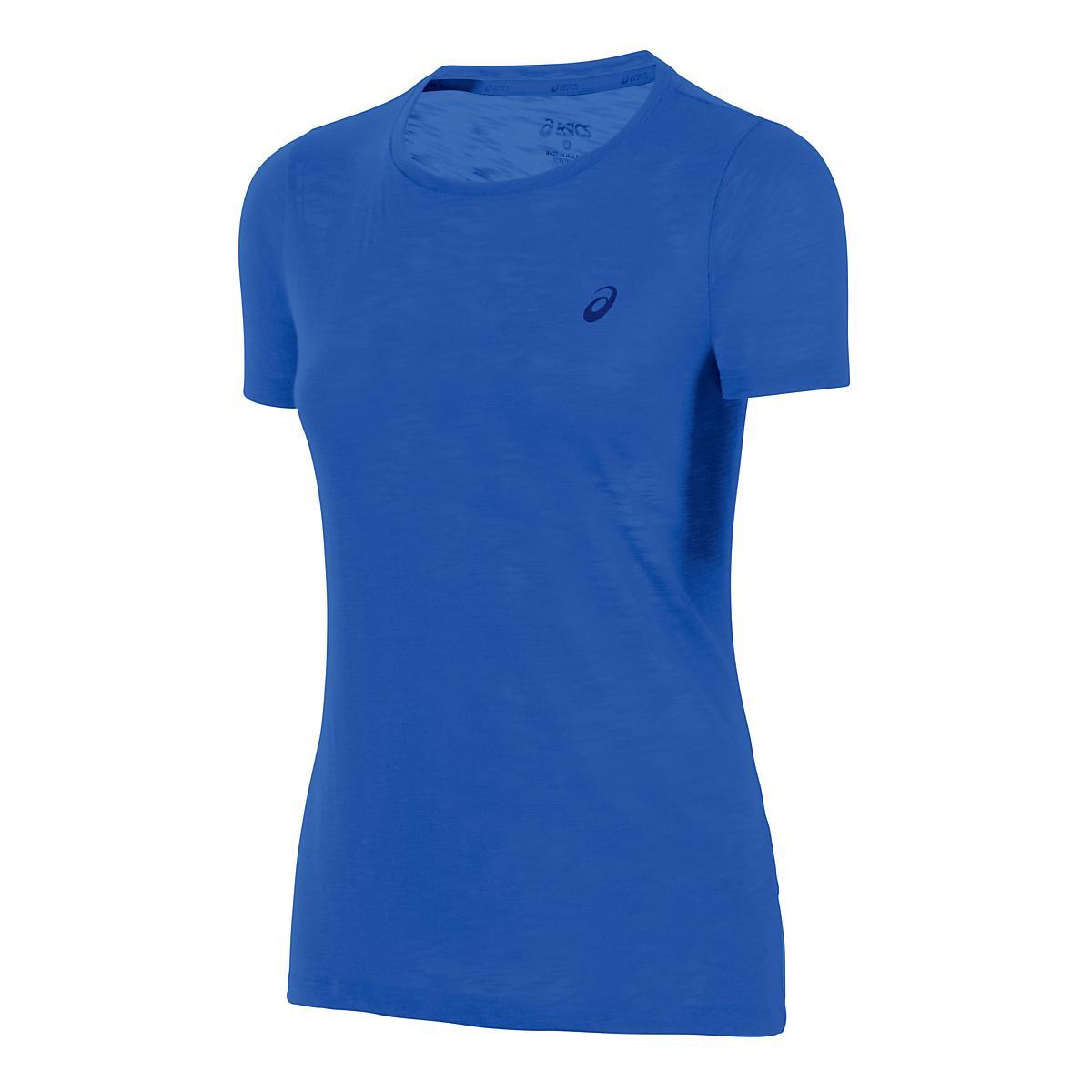 Women's ASICS�Short Sleeve Layering Top