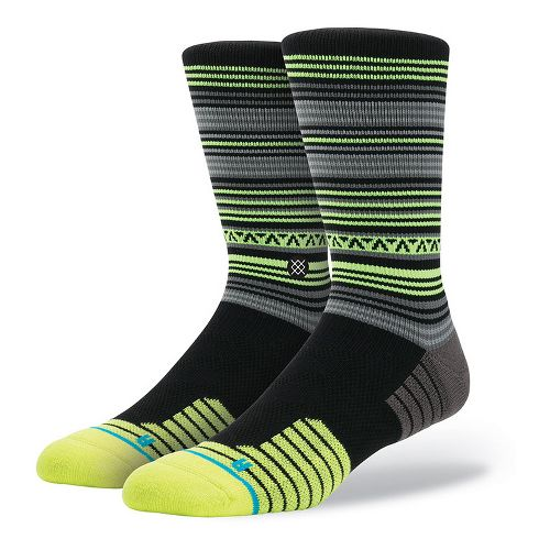 Men's Stance�Fusion Athletic Coyote Crew Socks