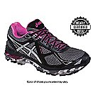 Nearly New Womens ASICS GT-2000 3 Trail Running Shoe