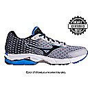 Nearly New Mens Mizuno Wave Rider 18 Running Shoe