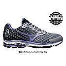 Nearly New Womens Mizuno Wave Rider 18 Running Shoe