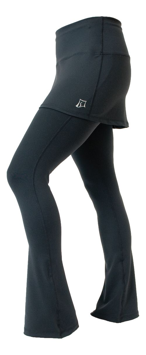 Womens Skirt Sports Tough Girl Fitness Skirts - Black XXL-R