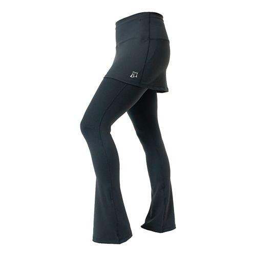 Womens Skirt Sports Tough Girl Fitness Skirts - Black XS-L