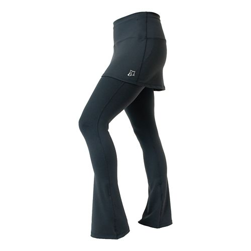 Womens Skirt Sports Tough Girl Fitness Skirts - Black XS-R