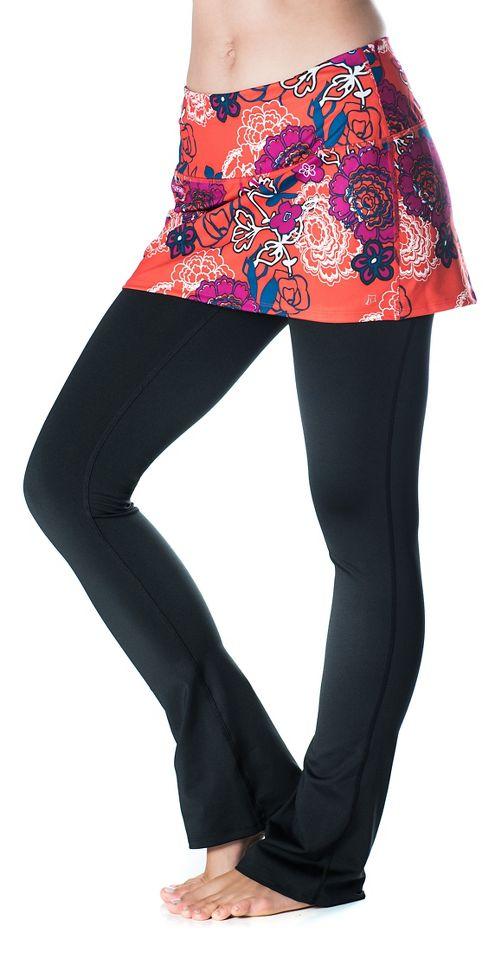 Womens Skirt Sports Tough Girl Fitness Skirts - Frolic/Black M-R