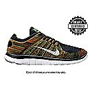 Nearly New Mens Nike Free 4.0 Flyknit Running Shoe