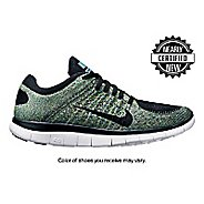 Nearly New Womens Nike Free 4.0 Flyknit Running Shoe