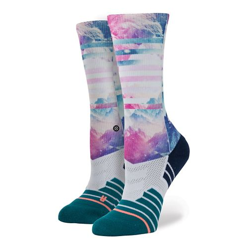 Women's Stance�Fusion Athletic Fit Crew Socks