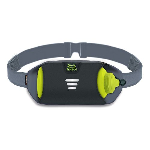 Amphipod Stealth Runner with AirStretch 16 ounce Hydration - Slate