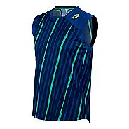 Mens ASICS Athlete Sleeveless & Tank Technical Tops