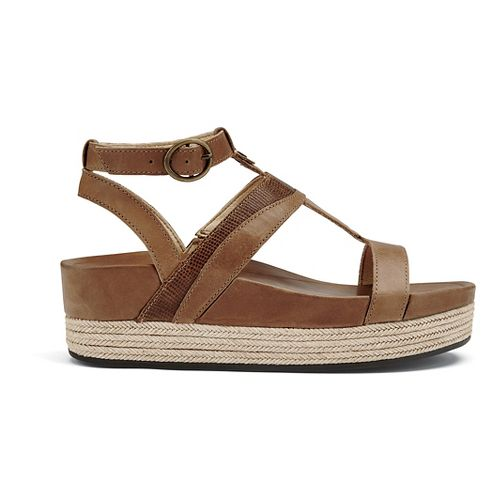 Womens OluKai Hi'ona Loa Sandals Shoe - Tan 10
