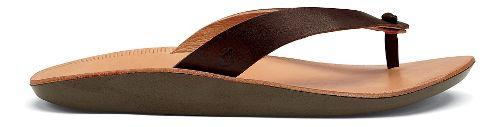 Womens OluKai Loea Sandals Shoe - Dark Java 11