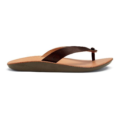 Womens OluKai Loea Sandals Shoe - Dark Java 8
